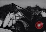Image of Napalm bombs Korea, 1951, second 24 stock footage video 65675033392