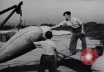 Image of Napalm bombs Korea, 1951, second 31 stock footage video 65675033392