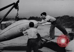 Image of Napalm bombs Korea, 1951, second 32 stock footage video 65675033392