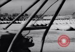 Image of Napalm bombs Korea, 1951, second 52 stock footage video 65675033392