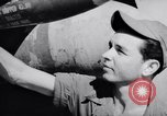 Image of 18th Fighter Bomber Wing Korea, 1951, second 37 stock footage video 65675033395