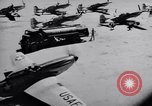 Image of 18th Fighter Bomber Wing Korea, 1951, second 28 stock footage video 65675033397