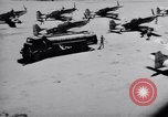 Image of 18th Fighter Bomber Wing Korea, 1951, second 33 stock footage video 65675033397