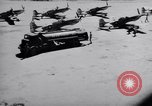 Image of 18th Fighter Bomber Wing Korea, 1951, second 34 stock footage video 65675033397