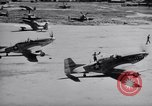 Image of 18th Fighter Bomber Wing Korea, 1951, second 54 stock footage video 65675033397
