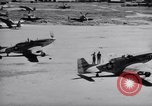 Image of 18th Fighter Bomber Wing Korea, 1951, second 57 stock footage video 65675033397