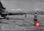 Image of F-51 aircraft of US 18th Fighter Bomber Wing Korea, 1951, second 47 stock footage video 65675033404