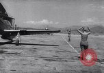 Image of F-51 aircraft of US 18th Fighter Bomber Wing Korea, 1951, second 49 stock footage video 65675033404