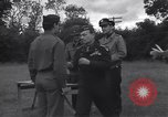 Image of Lieutenant General Brereton decorates fliers Criqueville France, 1944, second 28 stock footage video 65675033412