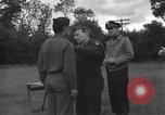 Image of Lieutenant General Brereton decorates fliers Criqueville France, 1944, second 29 stock footage video 65675033412
