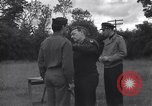 Image of Lieutenant General Brereton decorates fliers Criqueville France, 1944, second 30 stock footage video 65675033412