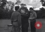 Image of Lieutenant General Brereton decorates fliers Criqueville France, 1944, second 31 stock footage video 65675033412