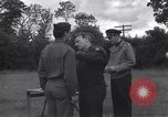 Image of Lieutenant General Brereton decorates fliers Criqueville France, 1944, second 32 stock footage video 65675033412