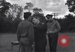 Image of Lieutenant General Brereton decorates fliers Criqueville France, 1944, second 33 stock footage video 65675033412
