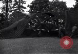 Image of Captain Don M. Beerbower Criqueville, France, 1944, second 9 stock footage video 65675033413