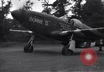Image of Captain Don M. Beerbower Criqueville, France, 1944, second 29 stock footage video 65675033413