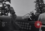 Image of Captain Don M. Beerbower Criqueville, France, 1944, second 52 stock footage video 65675033413