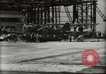 Image of Wrecked Planes Hangars and Ships Pearl Harbor Hawaii USA, 1942, second 19 stock footage video 65675033414