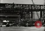 Image of Wrecked Planes Hangars and Ships Pearl Harbor Hawaii USA, 1942, second 23 stock footage video 65675033414