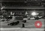 Image of Wrecked Planes Hangars and Ships Pearl Harbor Hawaii USA, 1942, second 31 stock footage video 65675033414