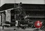 Image of Wrecked Planes Hangars and Ships Pearl Harbor Hawaii USA, 1942, second 40 stock footage video 65675033414