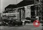 Image of Wrecked Planes Hangars and Ships Pearl Harbor Hawaii USA, 1942, second 47 stock footage video 65675033414