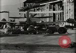 Image of Wrecked Planes Hangars and Ships Pearl Harbor Hawaii USA, 1942, second 53 stock footage video 65675033414