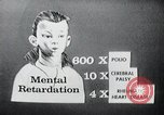 Image of Mental Disabilities United States USA, 1969, second 29 stock footage video 65675033419