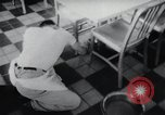 Image of Mansfield State Training School and Hospital Mansfield Connecticut USA, 1969, second 45 stock footage video 65675033421