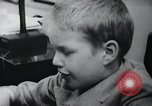Image of Math and reading education for mentally disabled United States USA, 1969, second 27 stock footage video 65675033427