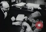 Image of Math and reading education for mentally disabled United States USA, 1969, second 32 stock footage video 65675033427