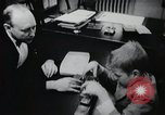 Image of Math and reading education for mentally disabled United States USA, 1969, second 33 stock footage video 65675033427