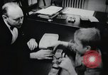 Image of Math and reading education for mentally disabled United States USA, 1969, second 34 stock footage video 65675033427