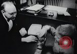 Image of Math and reading education for mentally disabled United States USA, 1969, second 35 stock footage video 65675033427