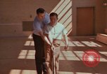 Image of Rehabilitation of mentally disabled United States USA, 1975, second 46 stock footage video 65675033431