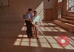 Image of Rehabilitation of mentally disabled United States USA, 1975, second 56 stock footage video 65675033431