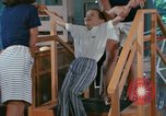 Image of Rehabilitation of mentally disabled United States USA, 1975, second 25 stock footage video 65675033433