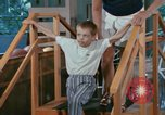 Image of Rehabilitation of mentally disabled United States USA, 1975, second 28 stock footage video 65675033433