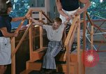 Image of Rehabilitation of mentally disabled United States USA, 1975, second 32 stock footage video 65675033433