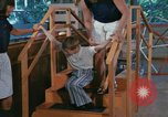 Image of Rehabilitation of mentally disabled United States USA, 1975, second 35 stock footage video 65675033433