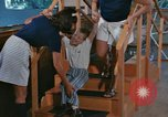 Image of Rehabilitation of mentally disabled United States USA, 1975, second 41 stock footage video 65675033433