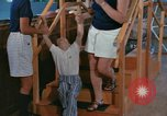Image of Rehabilitation of mentally disabled United States USA, 1975, second 43 stock footage video 65675033433