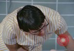 Image of Rehabilitation of mentally disabled United States USA, 1975, second 56 stock footage video 65675033433
