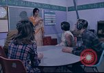 Image of Speech therapy for mentally disabled United States USA, 1970, second 2 stock footage video 65675033434