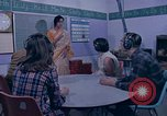 Image of Speech therapy for mentally disabled United States USA, 1970, second 4 stock footage video 65675033434