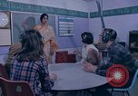 Image of Speech therapy for mentally disabled United States USA, 1970, second 6 stock footage video 65675033434