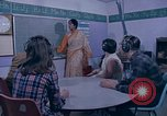 Image of Speech therapy for mentally disabled United States USA, 1970, second 15 stock footage video 65675033434