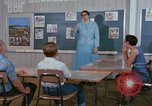 Image of Speech therapy for mentally disabled United States USA, 1970, second 24 stock footage video 65675033434