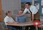 Image of Speech therapy for mentally disabled United States USA, 1970, second 28 stock footage video 65675033434
