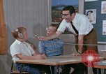 Image of Speech therapy for mentally disabled United States USA, 1970, second 30 stock footage video 65675033434